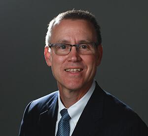 Jay Prescott headshot, NAECAD executive director