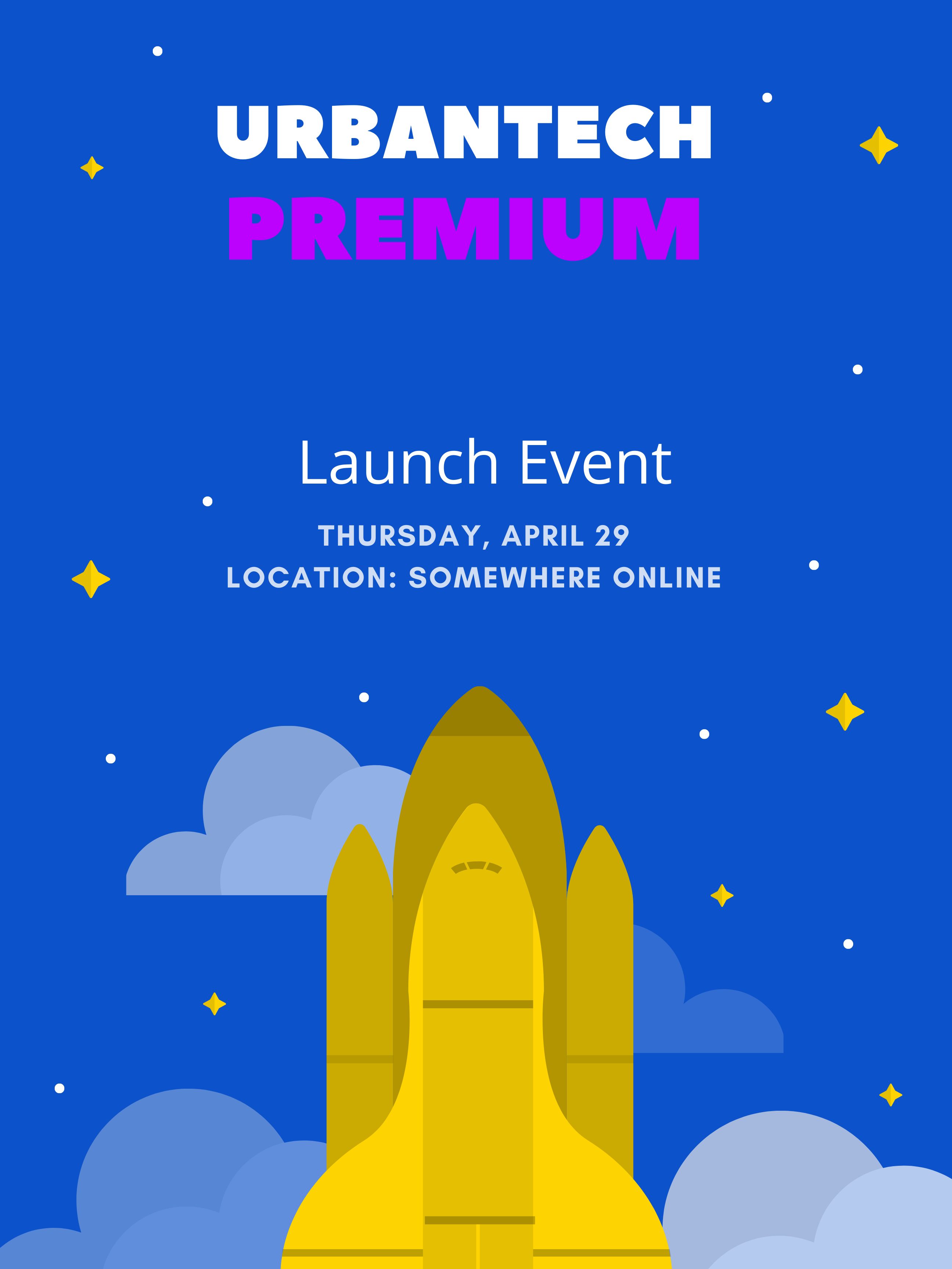 UrbanTech Premium Launch Event