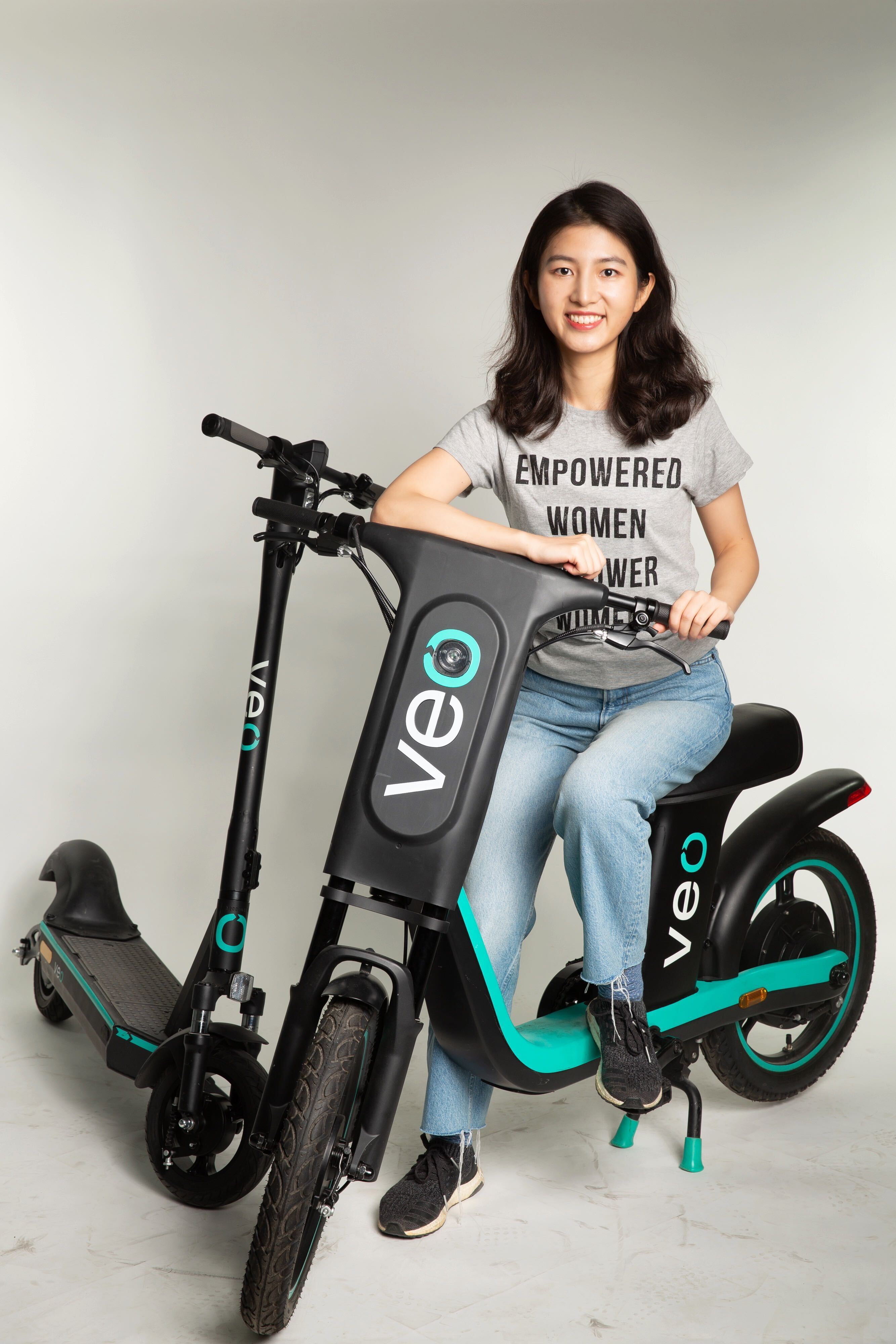 How Veo is Pushing the Envelope for Micromobility and Mobility