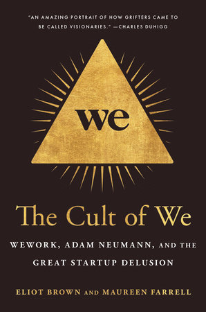 The Cult of We Author Q&A