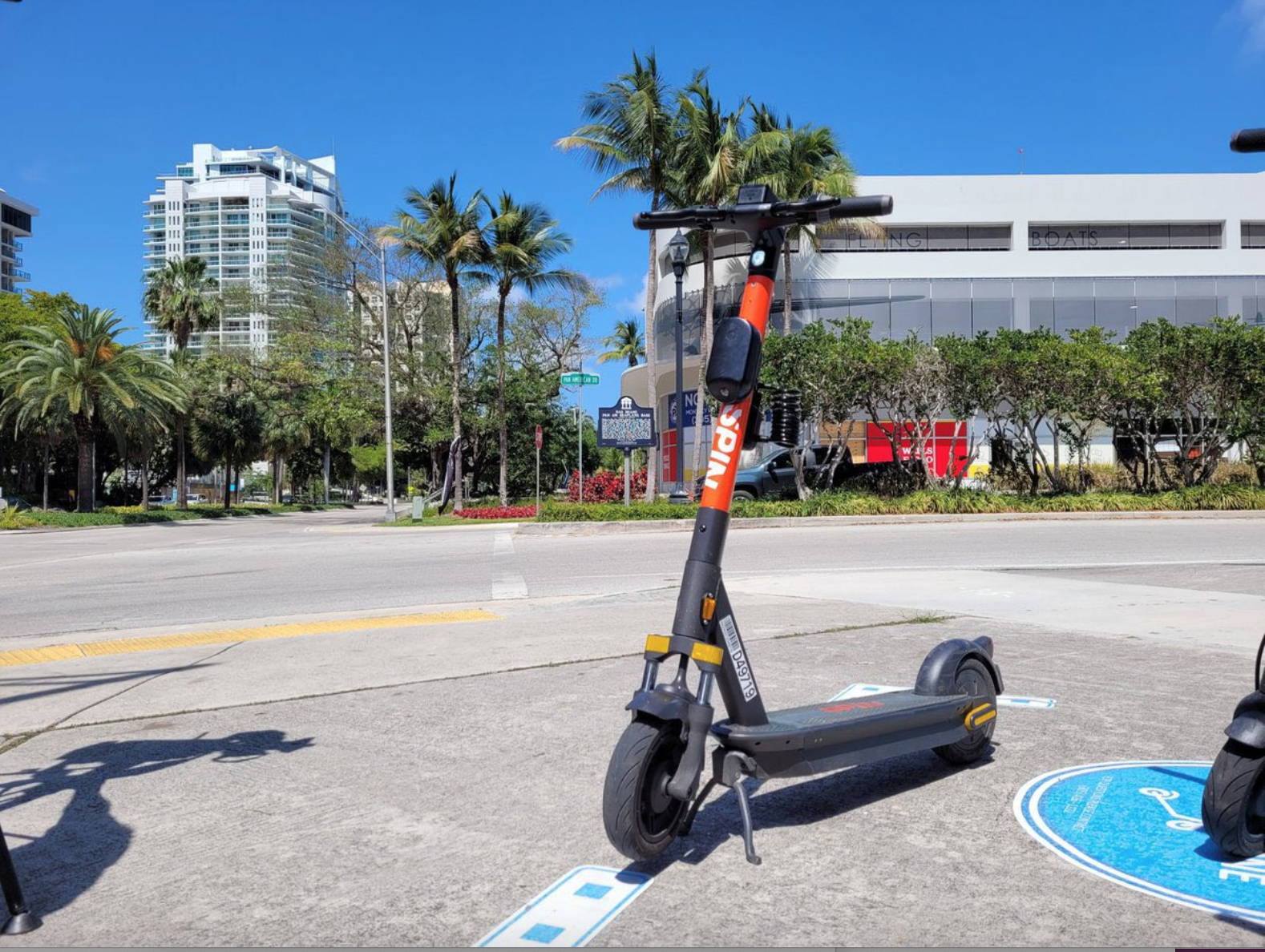 Parking Compliance - Unleashing the Potential of Shared Micromobility