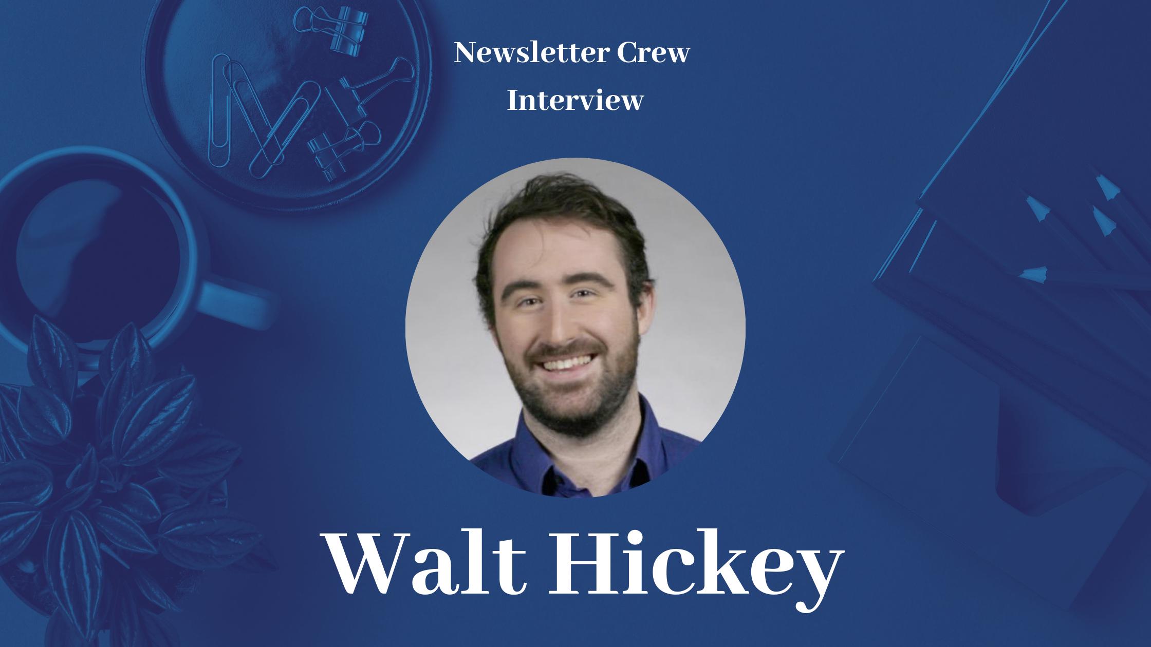 1,500 newsletters with Numlock News' Walt Hickey