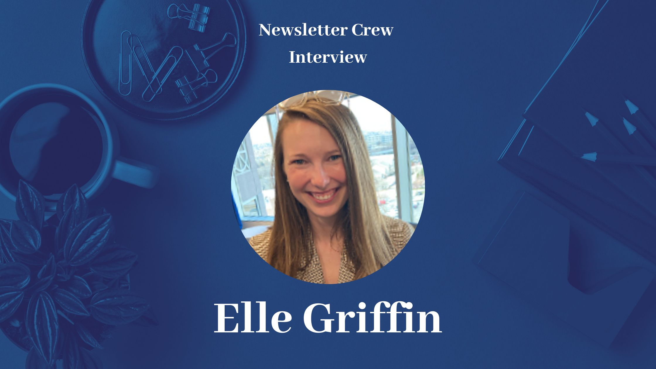 Writing fiction on Substack with Elle Griffin