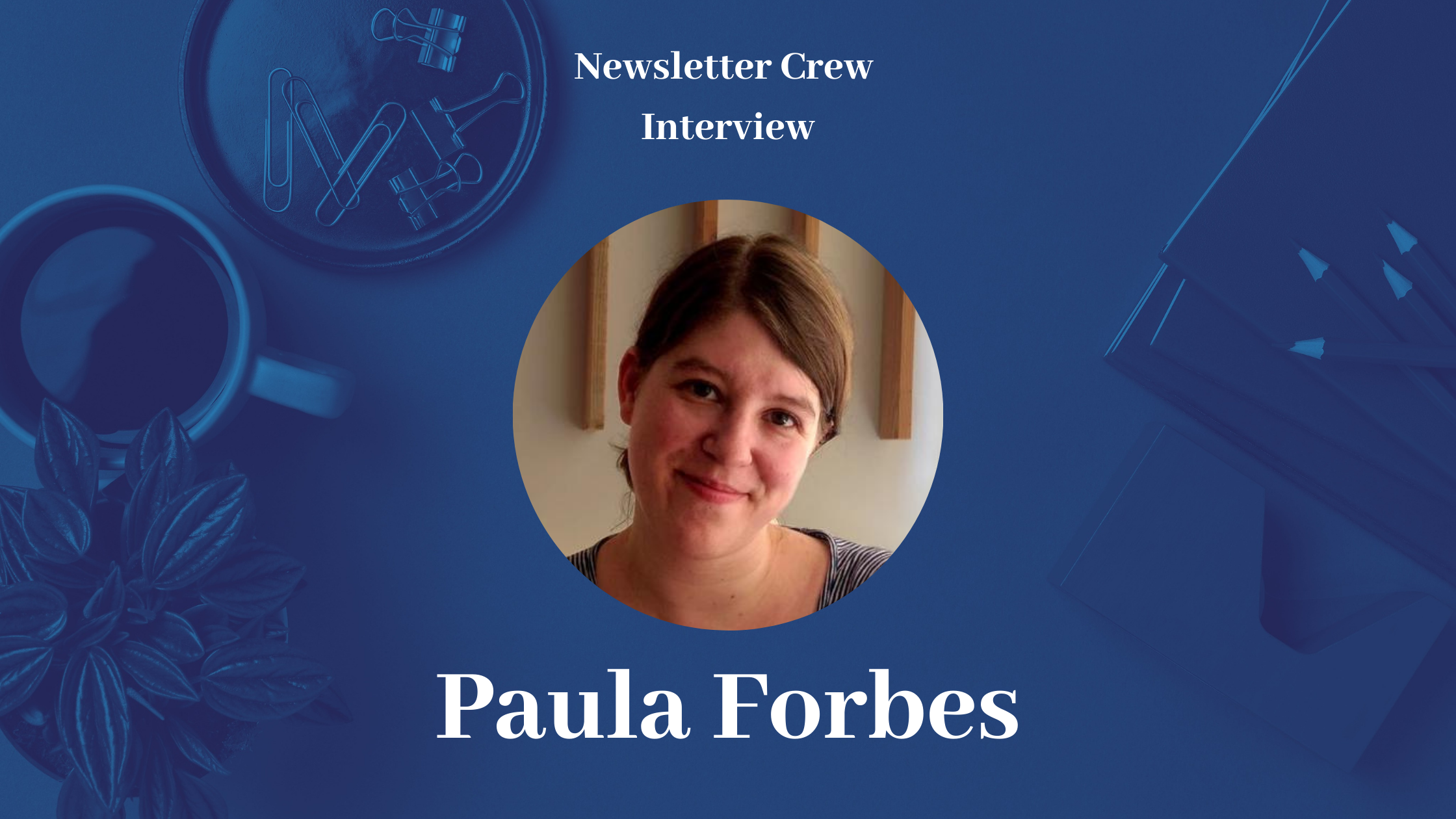 Cookbooks and newsletters with Paula Forbes