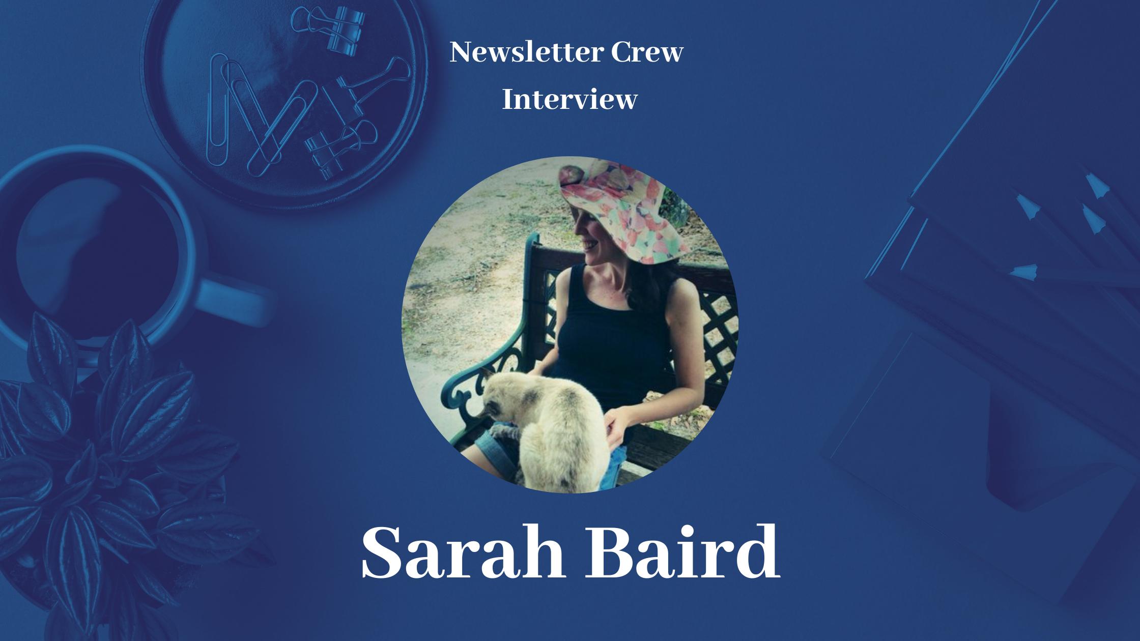 Local news in Kentucky with Sarah Baird