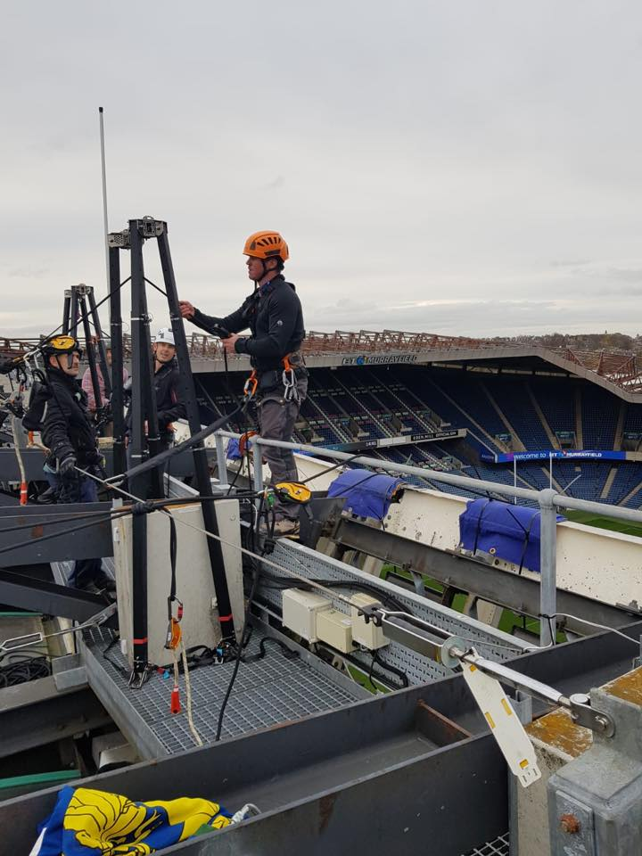 sale sharks zip line delivery at stidum delivered by inaccessible solutions