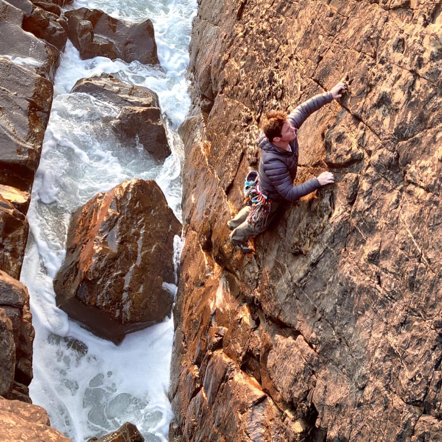 paul simpson rock climbing sunny inaccessible solutions