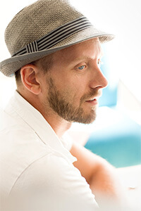 Portrait von der Gottwald-Partner für Drohne (Foto/Video) Christoph Boche.