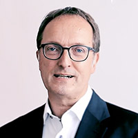 Portrait von Götz Bittner, selbstständiger Repräsentant des BVMW.