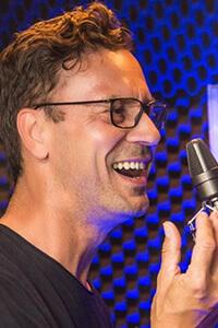 Portrait von der Gottwald-Partner für Sprecherstimme (m2) Mario Schmidt.