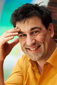 Portrait von der Gottwald-Partner für Sprecherstimme (m1) François Smesny.