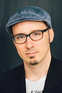 Portrait von der Gottwald-Partner für Zweite Kamera und Assistenz Marius Bauer.