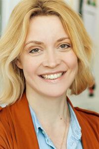 Portrait von der Gottwald-Partnerin für Filmmarketing (online) Josephine Boche.