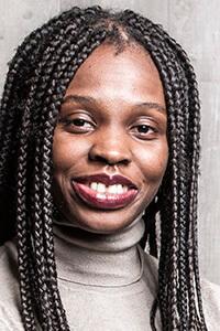 Portrait von der Gottwald-Partnerin für rechtliche Fragen Ingrid Yeboah.