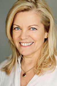 Portrait von der Gottwald-Partnerin für Kamerapräsenz Petra-Maria Popp.