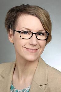 Portrait von der Gottwald-Partnerin für Marke und Werbetexte Dr. Annika Backe-Dahmen.