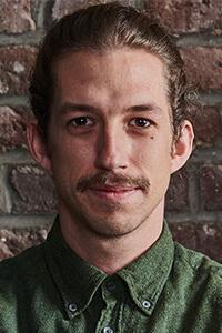 Portrait von der Gottwald-Partner für Filmmarketing (offline) Aaron von Lüpke von YONA.