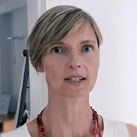 """Portrait von Jana Jabs von der Firma """"die Franchisemacher""""."""