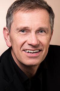 Portrait von Audioproduzent Stefan Nierwetberg.