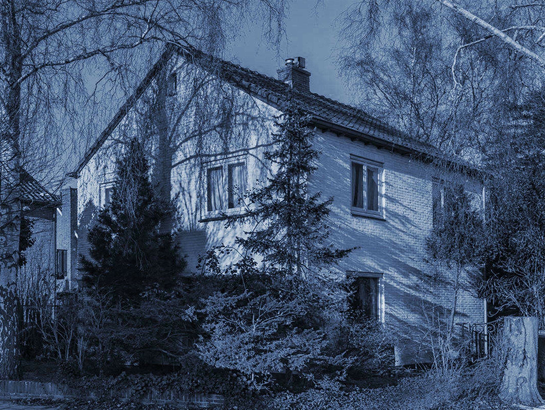 foto van ouderlijk huis