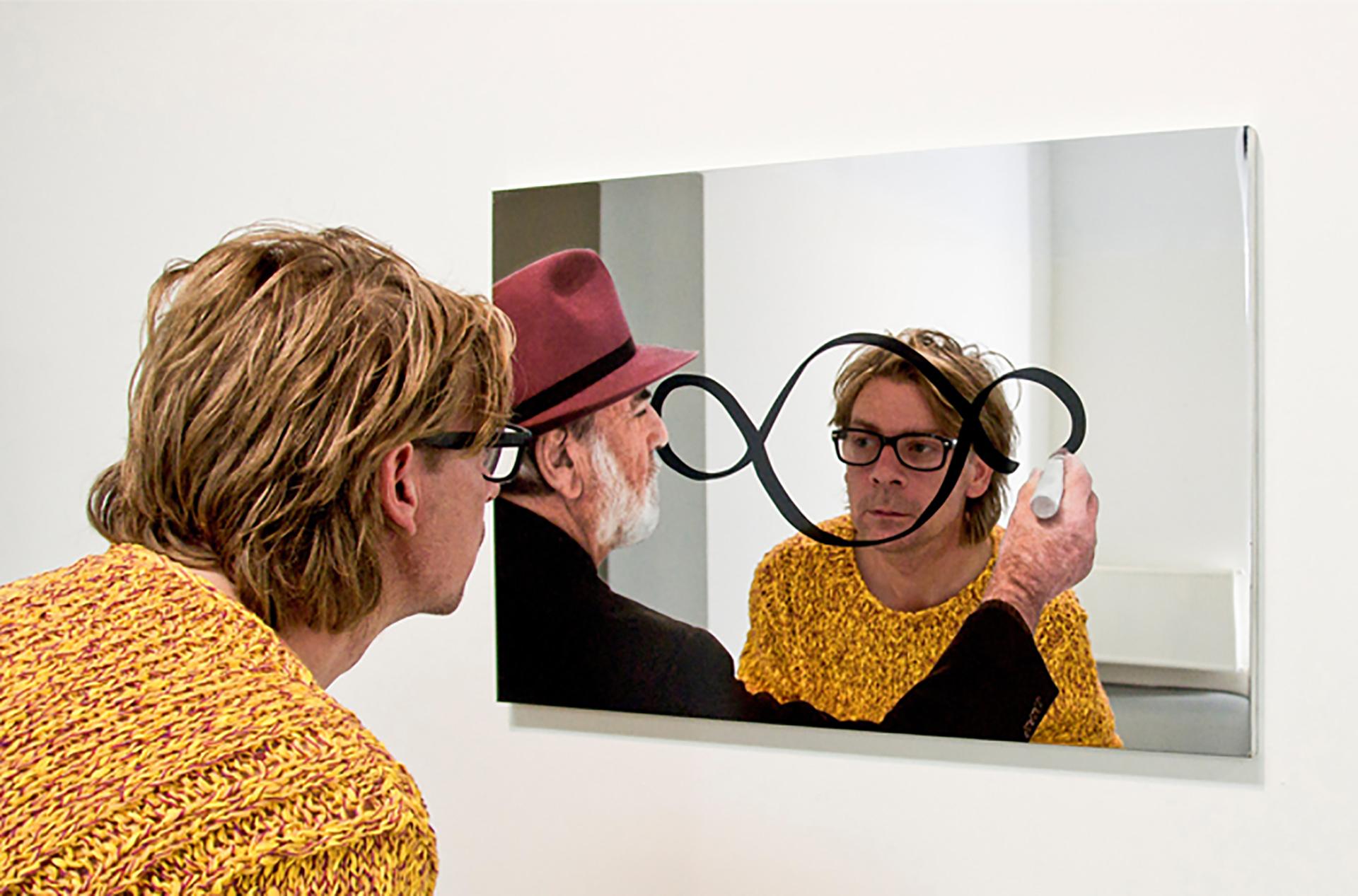 foto van CEES KRIJNEN AND MICHELANGELO PISTOLETTO, REBIRTH-DAY, 2012