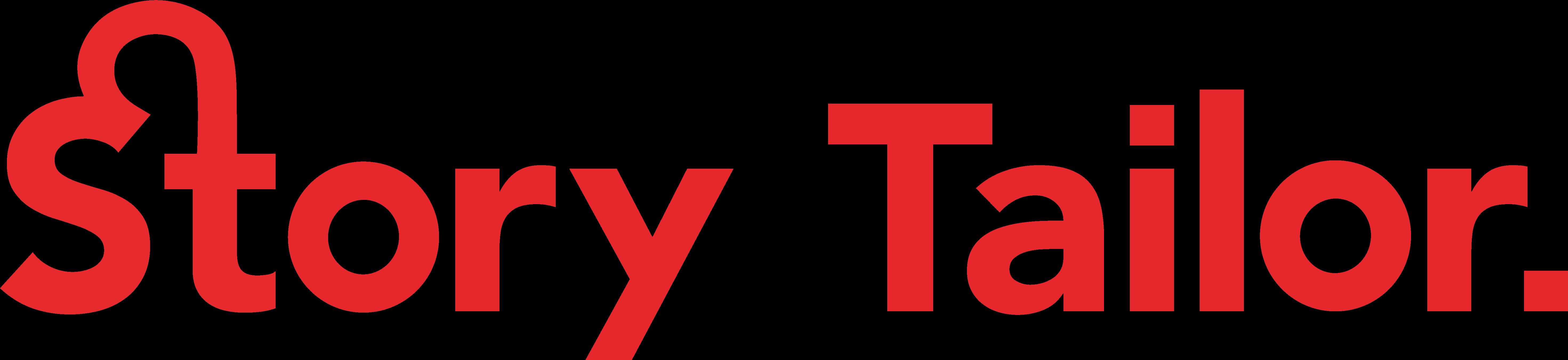 Logo Story Tailor