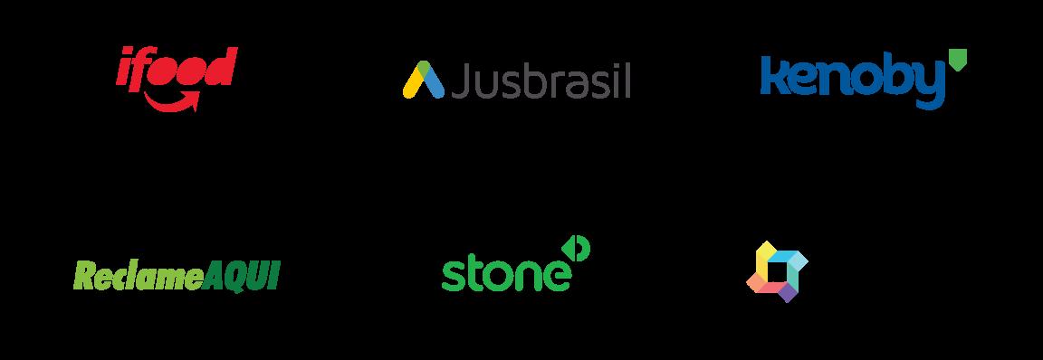 Ramper-Logo-Clientes-2-Ifood-Jusbrasil-Kenoby-Reclame-Aqui-Stone-Superlogica