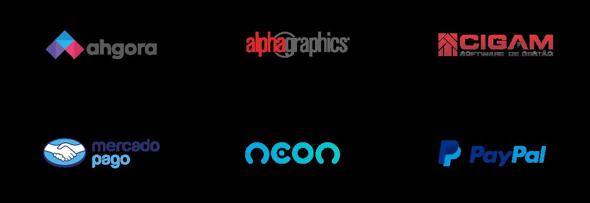 Ramper-Logo-Clientes-1-Ahgora-Alphagraphics-Cigam-Mercado-Pago-Neon-Pay-Pal