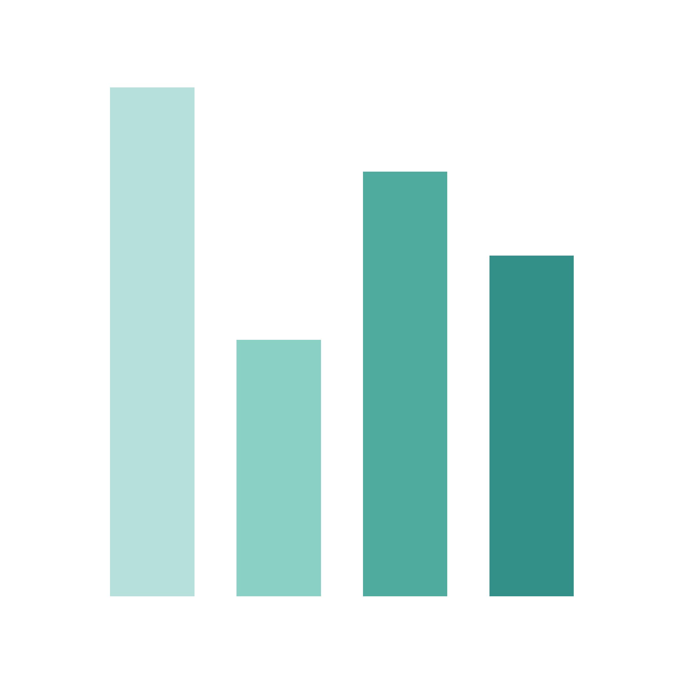 Financial planning & data analysis icon