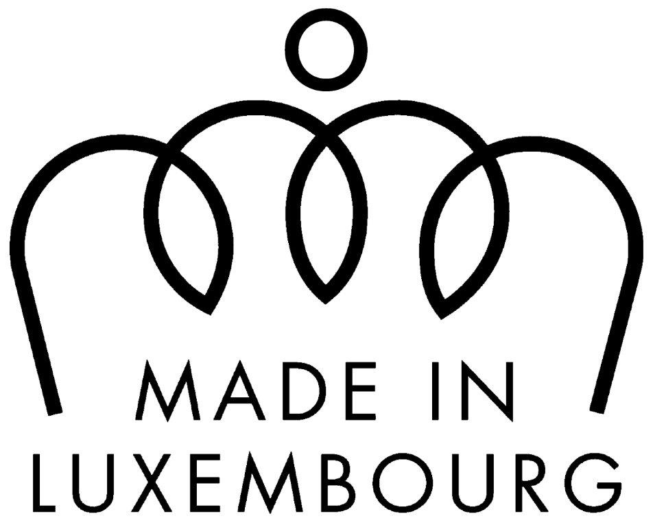 Made in Luxemboourg logo