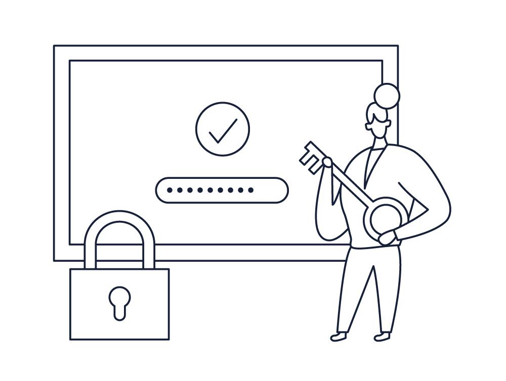 Reset password image