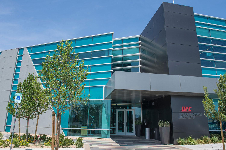 UFC Performance Institute in Las Vegas, NV, USA