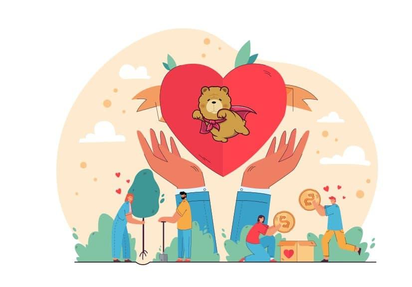 $Chow Heart Image