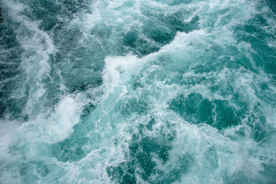 Wildes Wasser