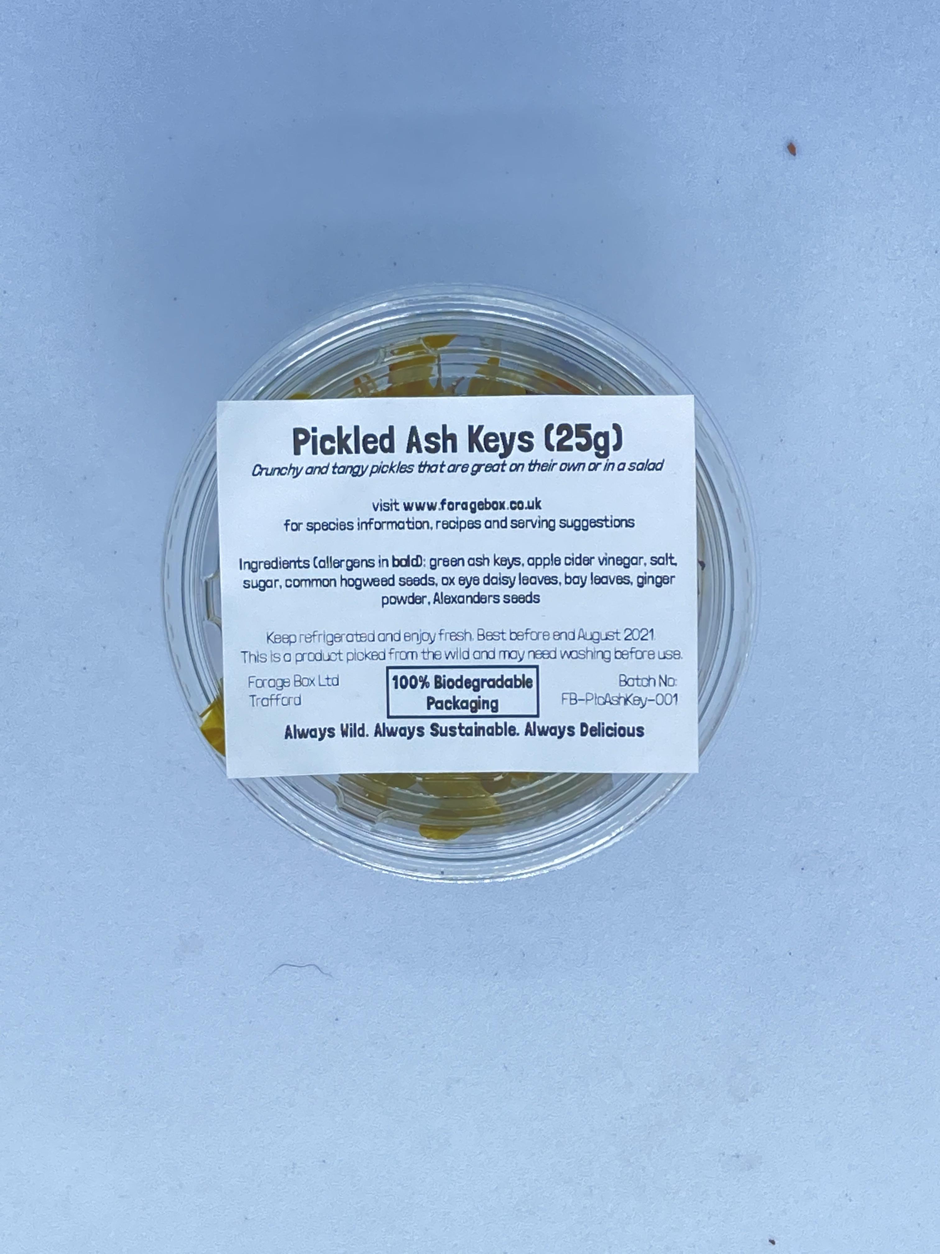 Pickled Ash Keys