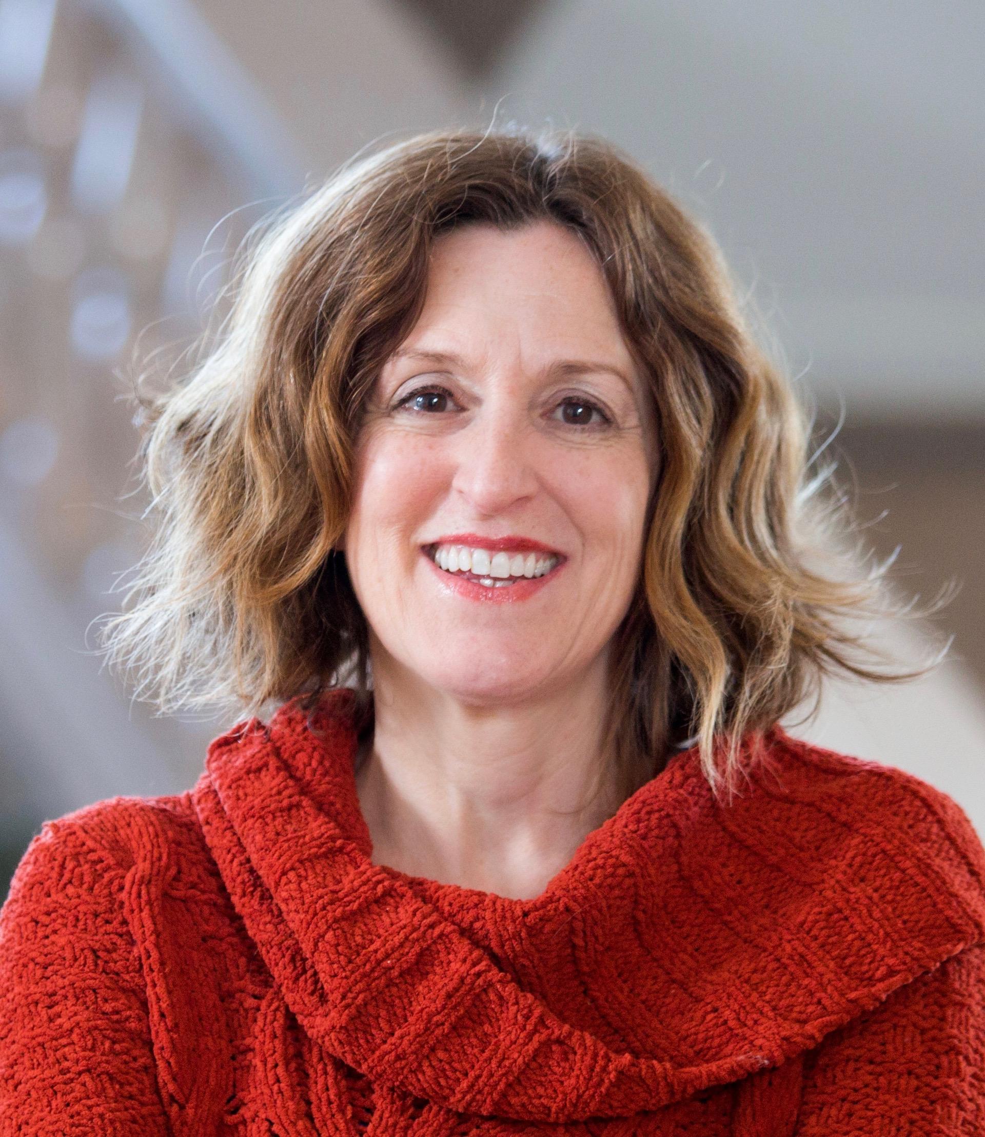 Photo of Dr. Abigail Gewirtz.
