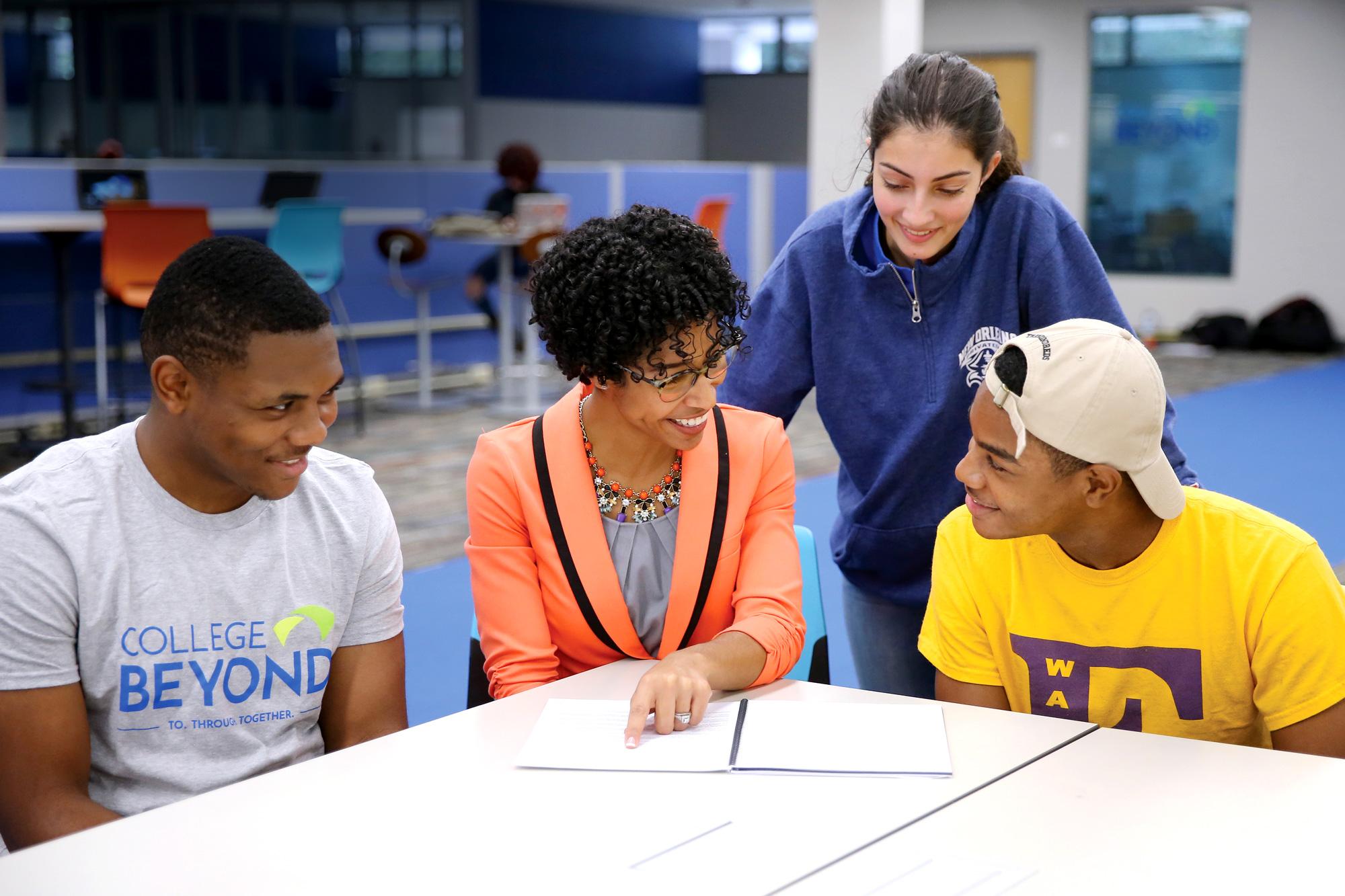 College Beyond Staff & Students
