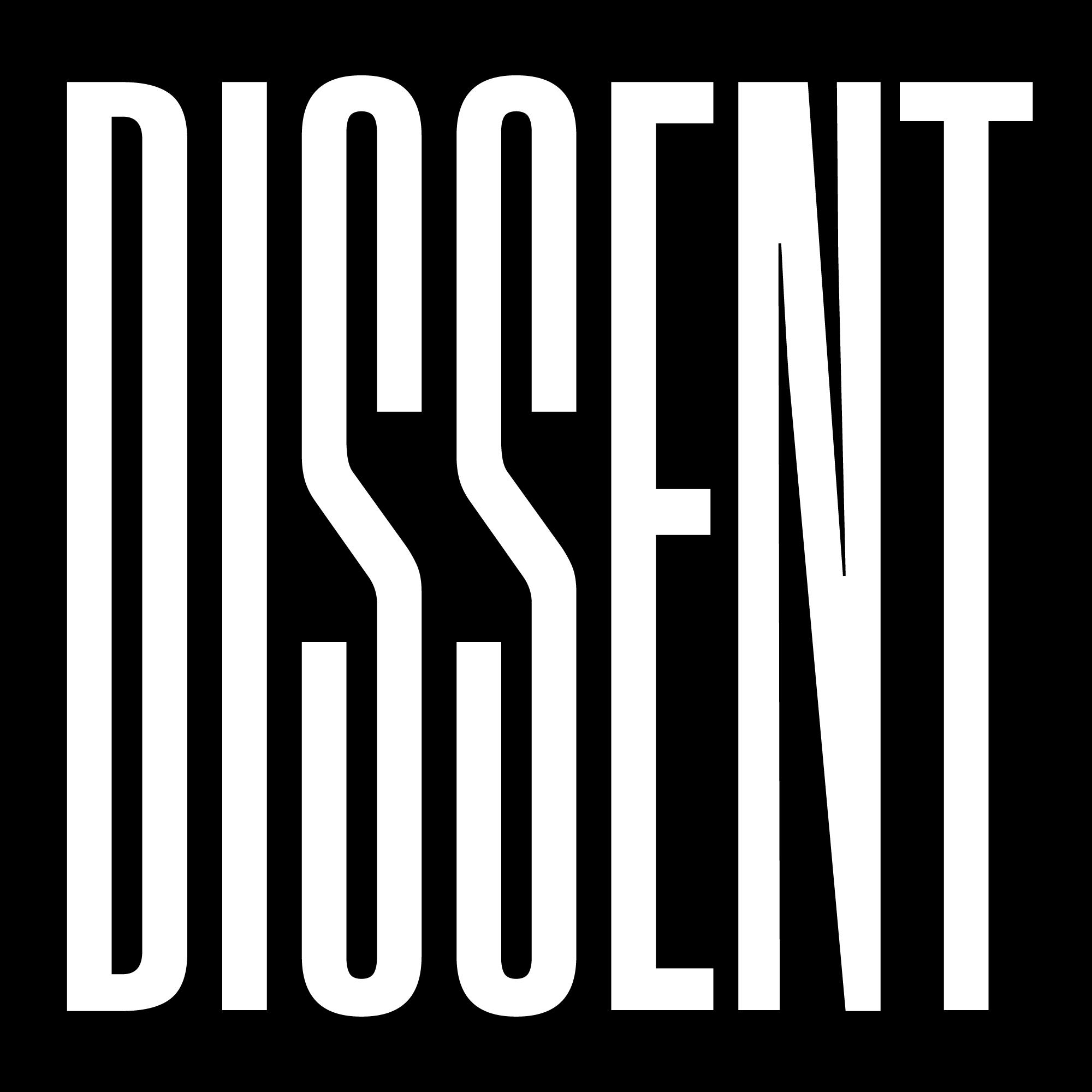 Dissent Magazine logo