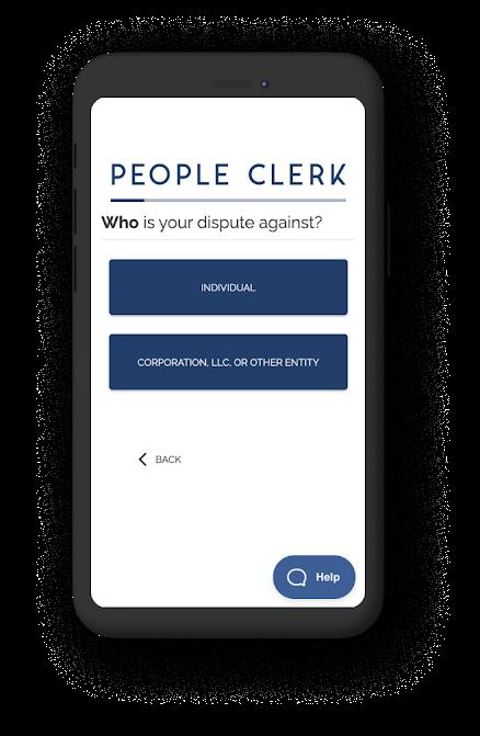People Clerk Mobile