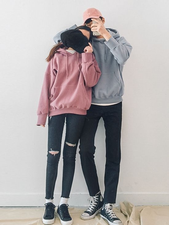 Couple Hoodie Outit