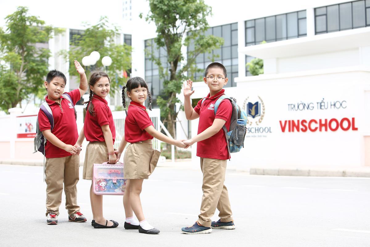 Vinschool nuôi dưỡng thế hệ mầm non tương lai