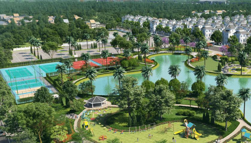 Dự án Vinhomes Wonder Park Đan Phượng