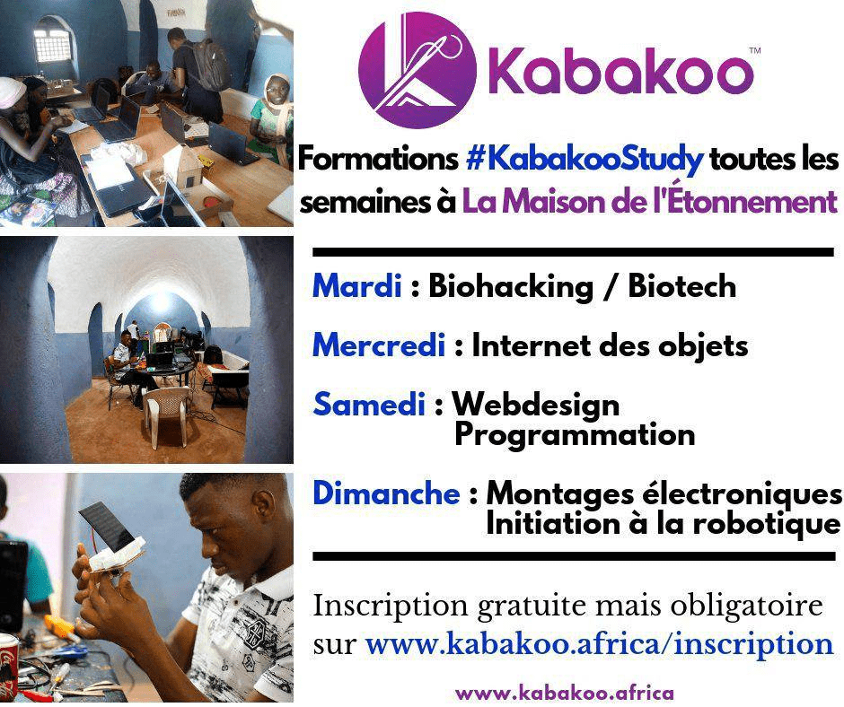 Kabakoostudy Kabakoo Fablab Africa
