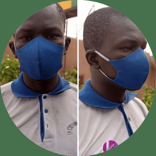 Kabakoo Masque covid-19 Mali_Afrique