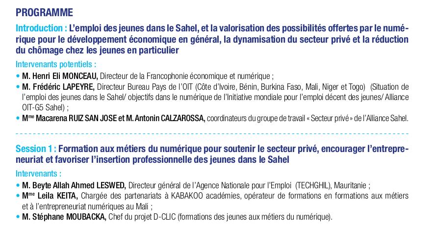 Kabakoo Academies _ OIF Francophonie _École du futur