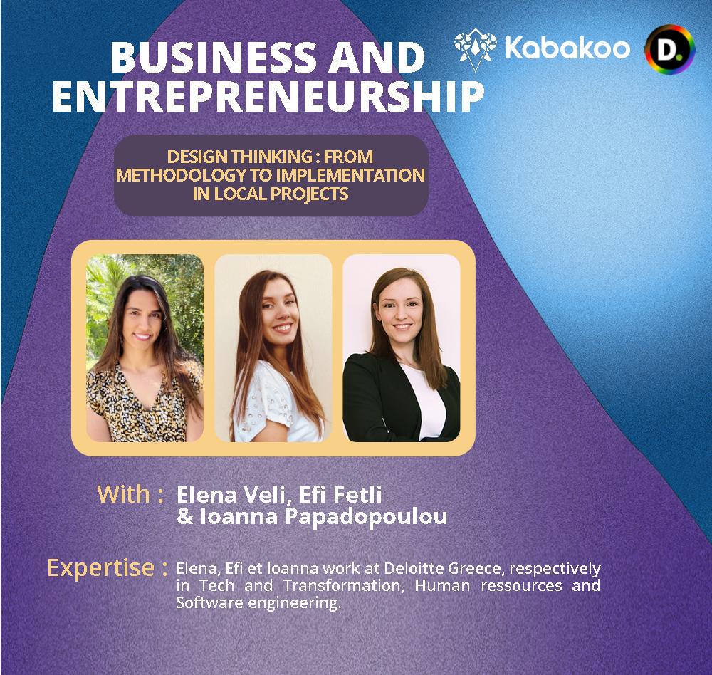 Kabakoo Academies_Mentors_Deloitte_Elena Veli_Efi Fetli