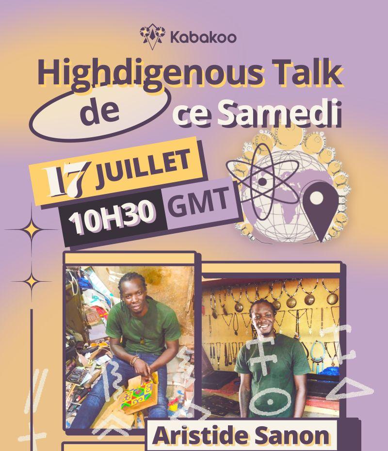 Kabakoo Academies_Highdigenous Talks_Aristide Sanou_Louis Vuitton of Mali