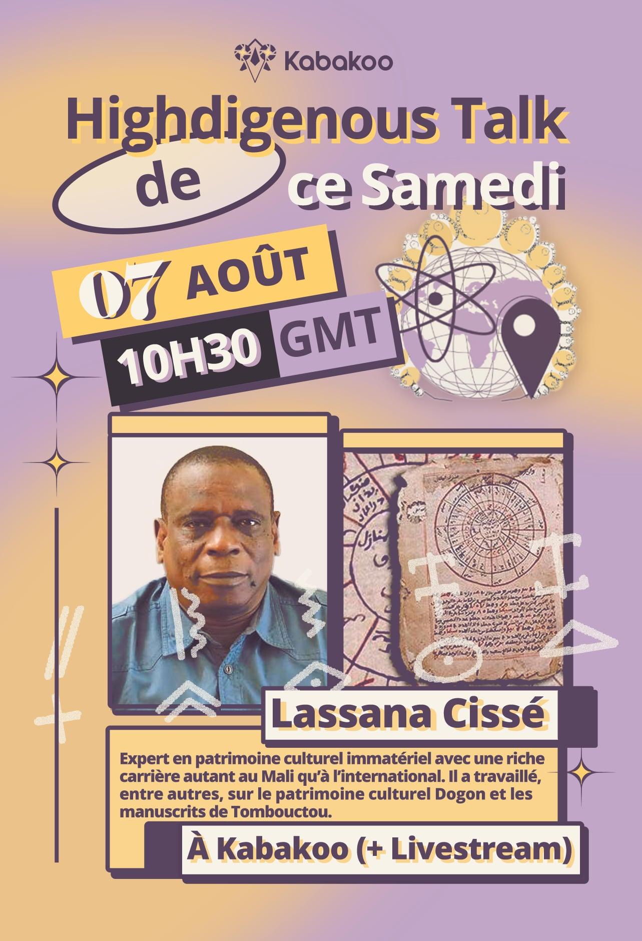 Kabakoo Academies_Highdigenous Talks_Timbuktu Manuscripts_Deep Learning