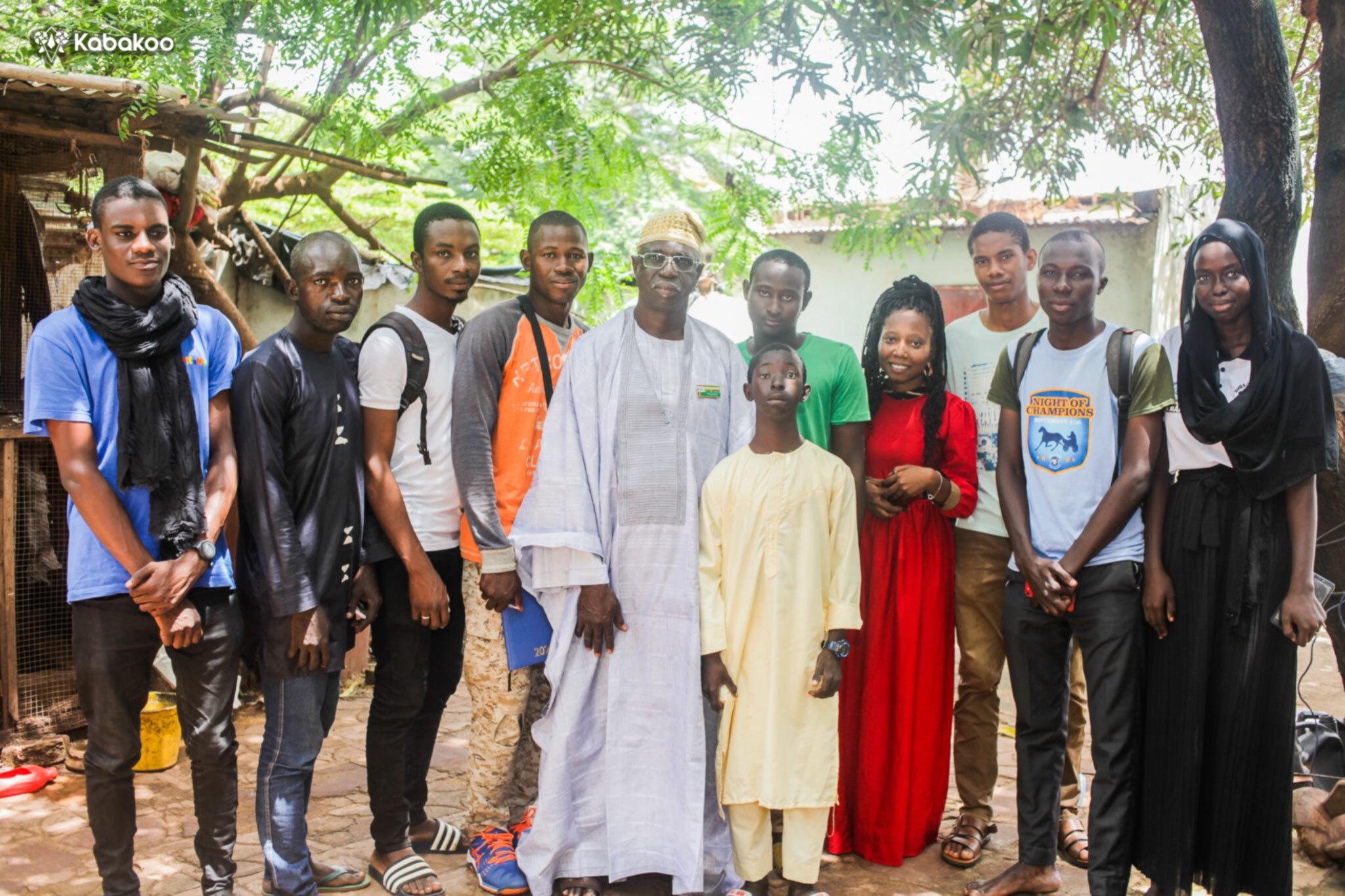 Kabakoo Academies_Africa_Communauté Apprenante_Djéli_Griot_Mandé_Siaka Kouyaté_Bamako_Mali