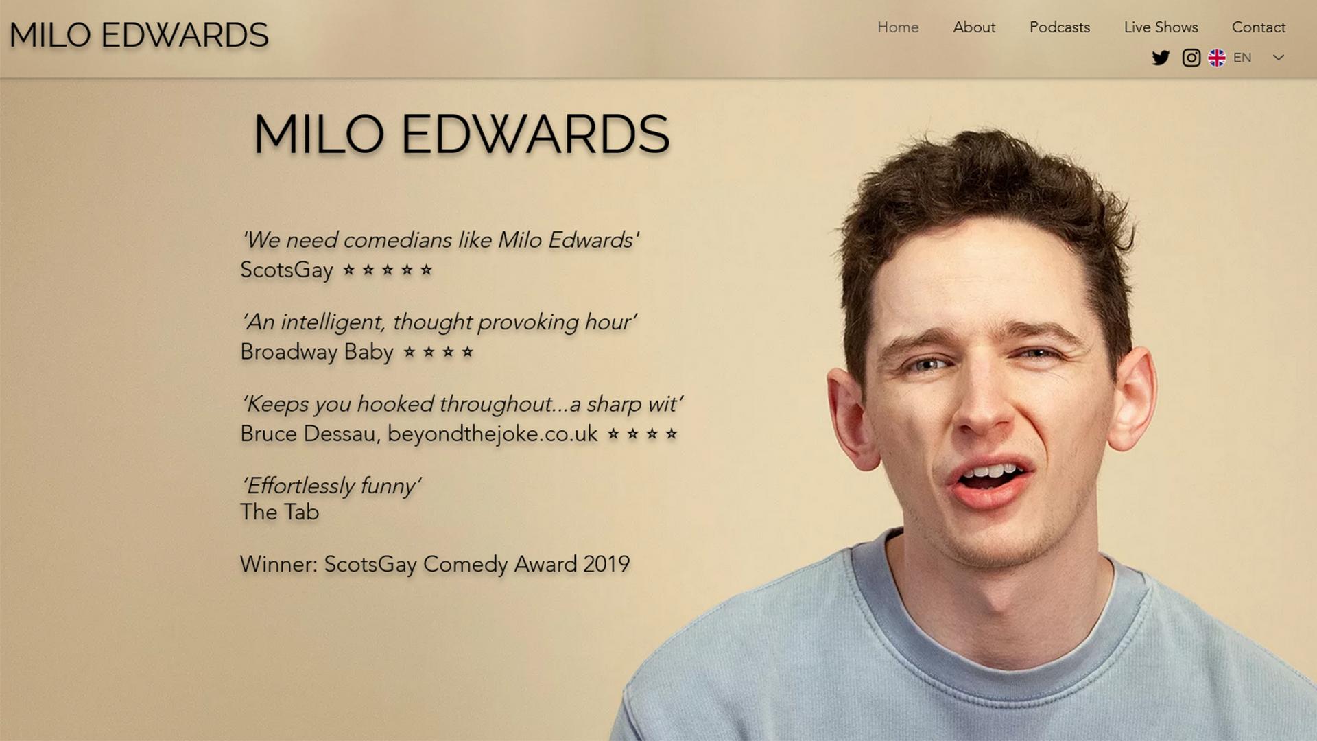 Milo Edwards